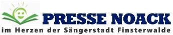 Presse Noack in der Sängerstadt Finsterwalde
