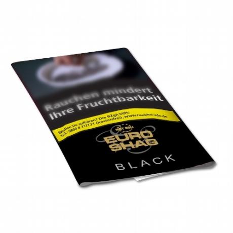 Euro Shag Black 40g