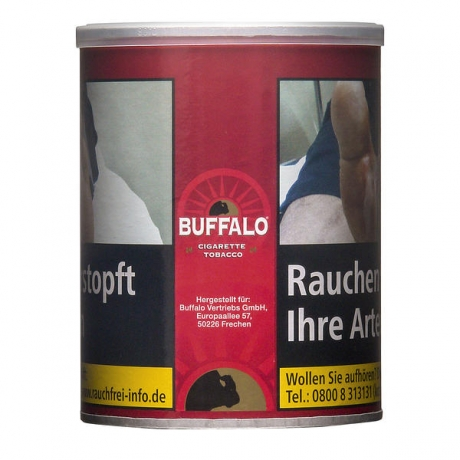 Buffalo Red (American Blend) Dose 160g