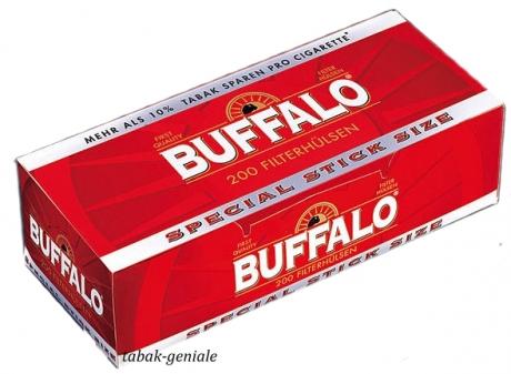 Buffalo Quick Hülsen 200