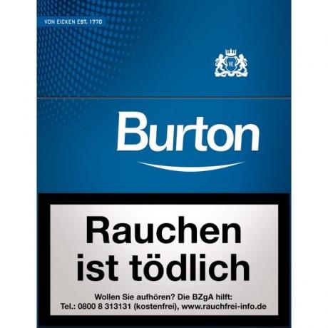 Burton Blue XL Naturdeckblatt