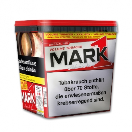 Mark Adams No. 1 Volume Tobacco XXXXL-BOX 400g