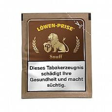 Schnupftabak Löwenprise Snuff Nachfüllbeutel 10g
