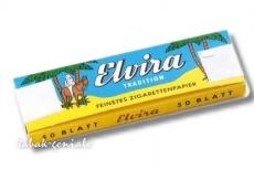 Elvira Gelb Zigarettenpapier 25×50