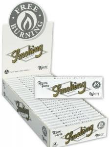 Smoking Regular White RYO 25×60 Zigarettenpapier