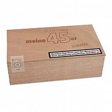 Meine 45er Sumatra 50 Zigarren