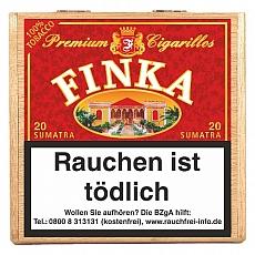 Finka Sumatra 20 Premium Cigarillos