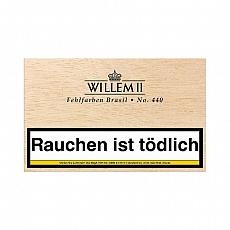Willem II Fehlfarben No. 440 Brasil 50 Stück