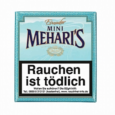 Meharis Mini Ecuador 20 Stück