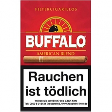 Buffalo Filter Cigarillo