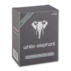 Aktivkohlefilter White Elefant 9mm 150 Stück