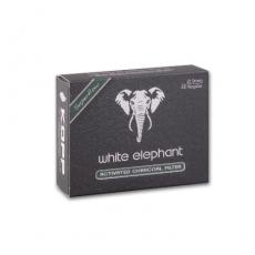 Aktivkohlefilter White Elefant 40 St. 9 mm