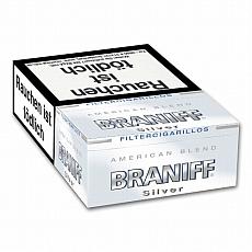Braniff Silver Naturdeckblatt