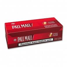 Pall Mall Xtra Red Zigarettenhülsen 200