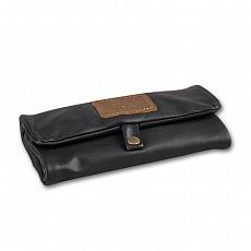 KAVATZA P1 Classic Leder schwarz Tabaktasche