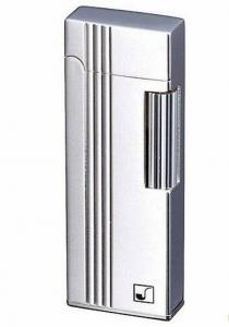 Sarome PSD9-11 Silver Diamond Cut Pfeifenfeuerzeug