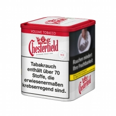 Chesterfield Volume Tobacco Red XL 115g