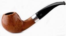 Pfeife db Bellini Modell 03 glatt mit Aluring