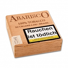 Abarisco Cigarillos Brasil 50er Kiste