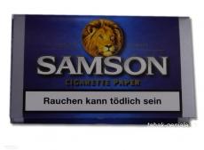 Samson Zigarettenpapier 100 Blatt