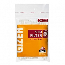 Gizeh Slim Filter 120 St.