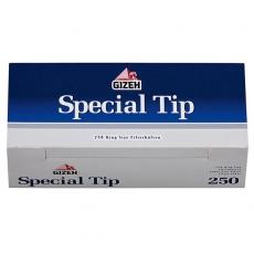 Gizeh Spezial Tip Zigarettenhülsen 250