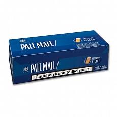 Pall Mall Blue Xtra Zigarettenhülsen 200