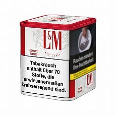 L&M Cigarette Tobacco Red 90g Dose
