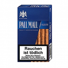 Pall Mall XL Filter Cigarillos Smooth Taste