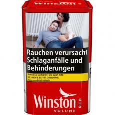 Winston Volume Tobacco Classic Zip Bag-XL (Full Flavor) 130g