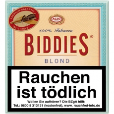 Biddies Blond 20er Schachtel