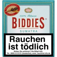 Biddies Sumatra 20er Schachtel