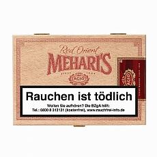 Meharis Red Orient 50 Stück Holzkiste