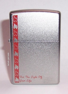 ZIPPO Light Of Your Life 2009