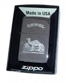 ZIPPO Camel Turkish chrom poliert