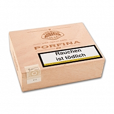 Porfina Wilde Cigarros Sumatra 50 Zigarren Holzkiste