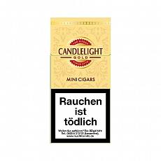 Candlelight Gold (Vanilla) Filter Cigarillos 10 Stück