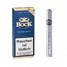 Bock y Ca Churchill Tubo 3 Cigarren