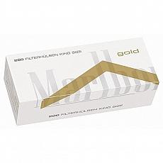 Marlboro Gold Zigarettenhülsen 200