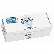 Chesterfield Extra Blue Hülsen 250 Stück
