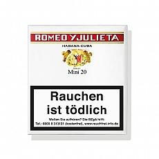 Romeo y Julieta Mini 20 Stück