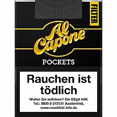Al Capone Pockets Filter 18er