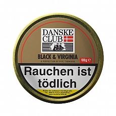 Danske Club Black & Virgin 100g