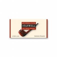 Stanwell Aktivkohlefilter 9mm 10 Stück