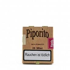 Piporito Rot Mini (Cherry) 20 Cigarillos