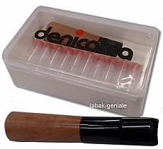 DENICOTEA Spitze Cigarre Bruyere 14 mm Filter 40421