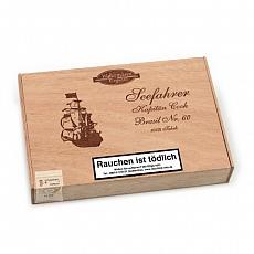 Seefahrer Kapitän Cook No.60 Brasil 25 Zigarren 100% Tabak
