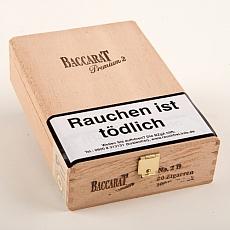 Baccarat Premium No.2 Brasil 100% Tabak 20er Kiste