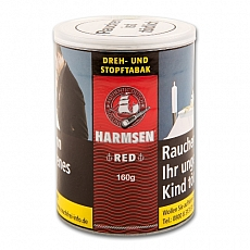 Harmsen Red American Shag 160g