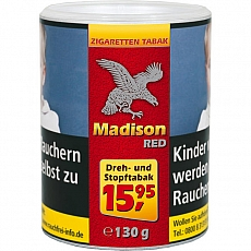 Madison Red 130g